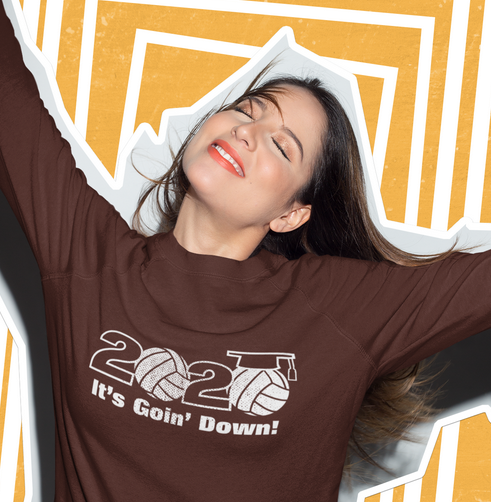 2020 Graduation Slogans.Senior Volleyball Shirts Design Class Of 2020 Designs4screen Com